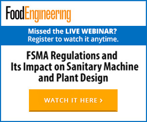 FoodEngineering Webinar Registration